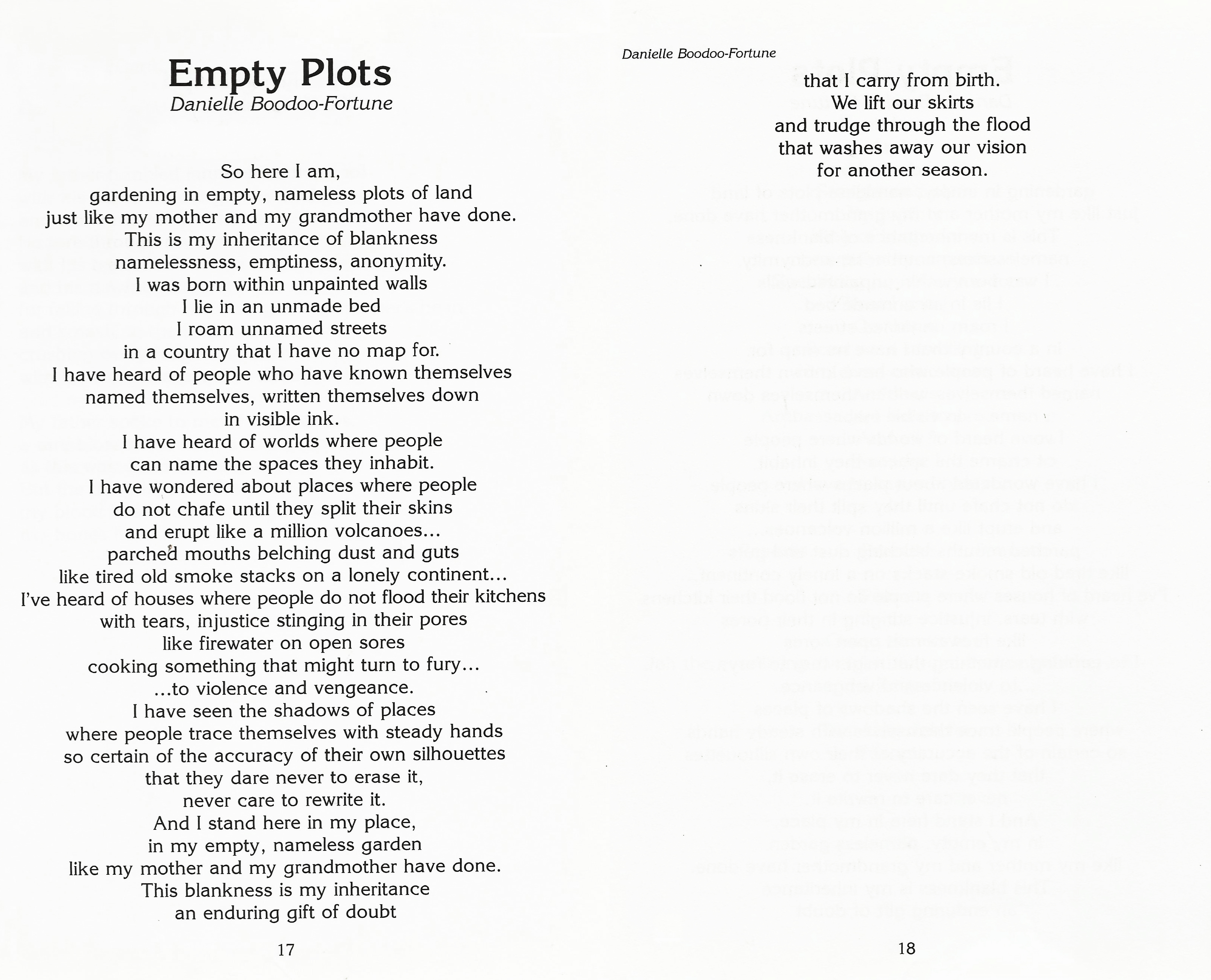 Poems About Feeling Empty 3